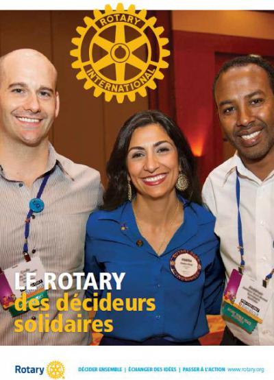 Parrainer un membre dans un club Rotary